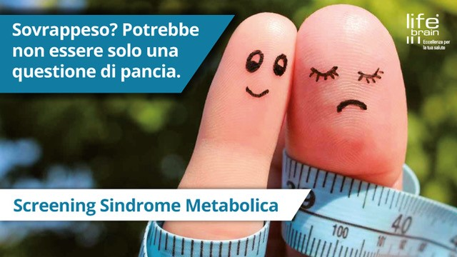 Checkup Sindrome Metabolica