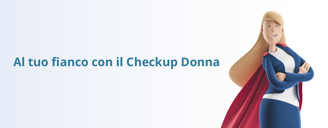 Check-up Donna Lifebrain